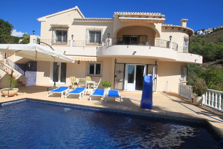 Geraldo - villa with private pool - Benitachell - Vila