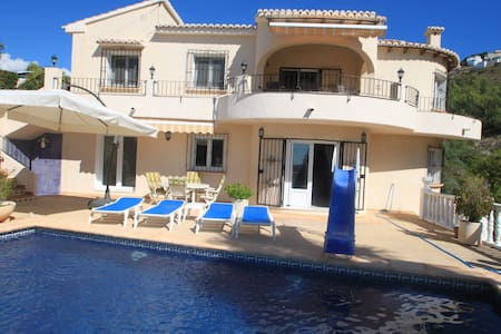 Geraldo - villa with private pool - Benitachell