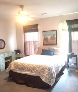 Private room - close to turnpike and Pittsburgh - Gibsonia - Casa