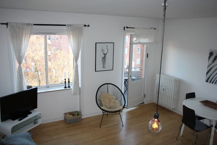 86 m2 just 5 minutes from city center :) - Aarhus - Appartamento