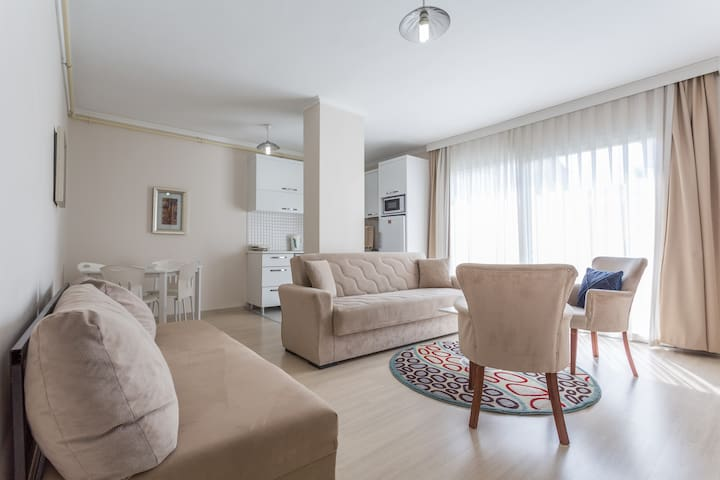 Marvelous flat in a quiet residence - Antalya - Wohnung