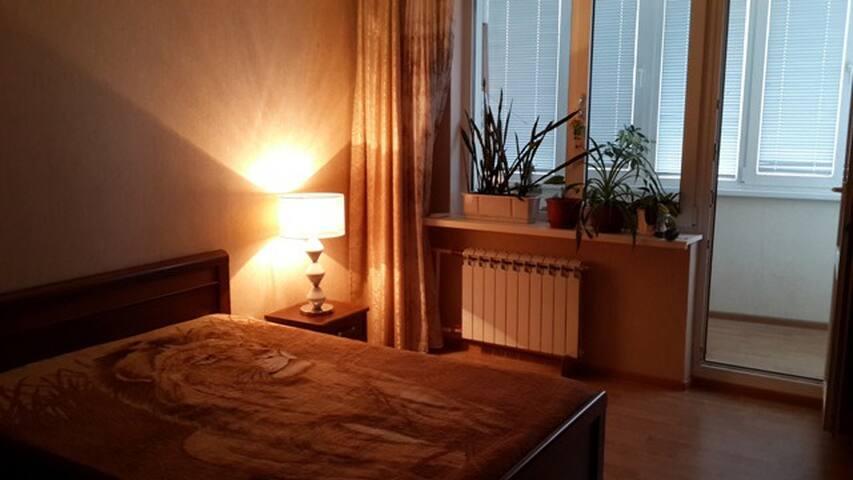 Уютная 1-спальная квартира недалеко от моря - Tuapse - Apartment
