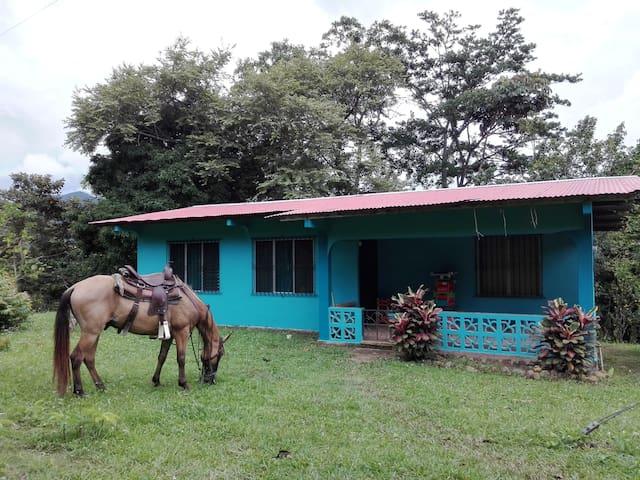 Casita Ceibo - Santa Fé House