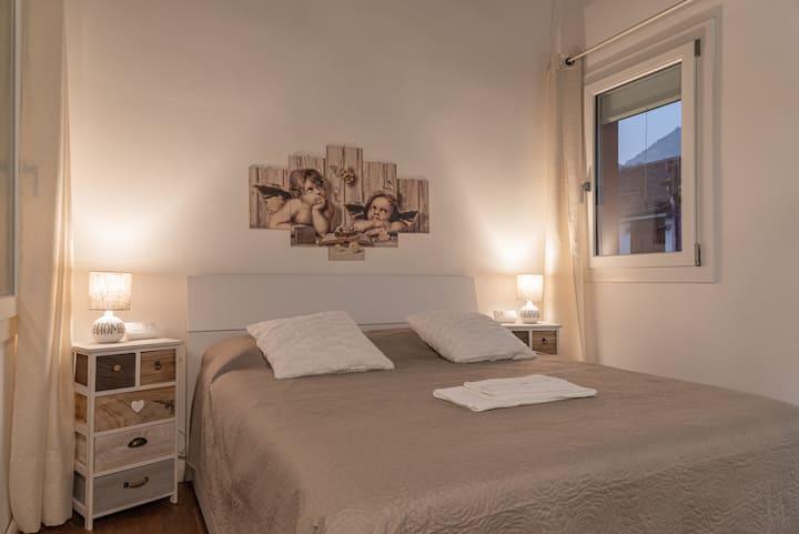 Appartamento indipendente con vista colli