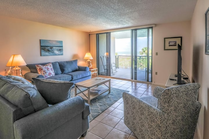 Barefoot Trace 209 Double Balcony with Gorgeous Ocean Views