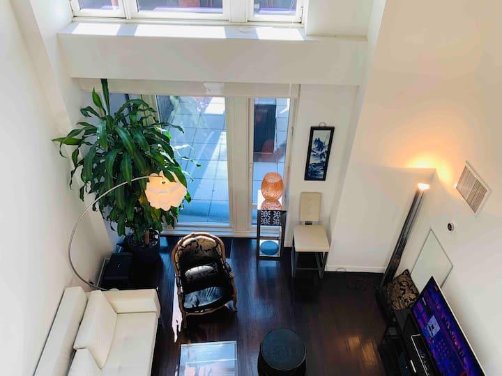 Amazing Duplex with Best Amenities in NYC