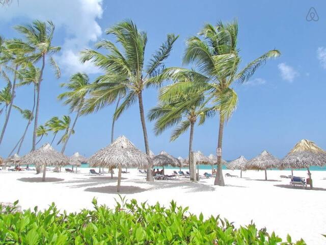 Beach House Monica 5 guests + WiFi - Punta Cana - Villa