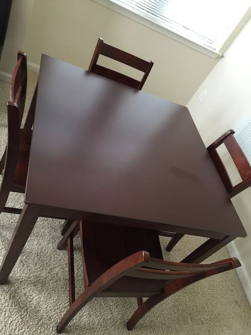 Table for working or eating