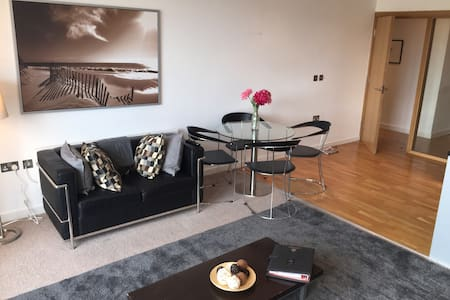 Stylish Quayside Apt 2 Bed/2bath - Newcastle upon Tyne - Pis