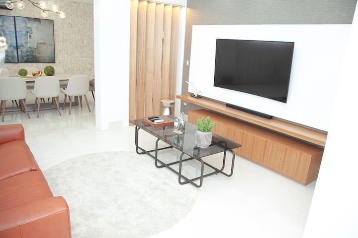 Luxury Apartment, Apartamento de Lujo