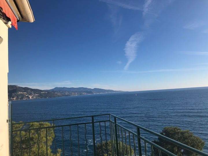 Luxurious Loft at Cap Martin - Exceptional view