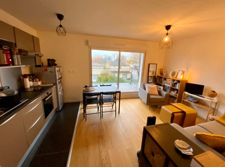 Appartement cosy et au calme à Mérignac centre