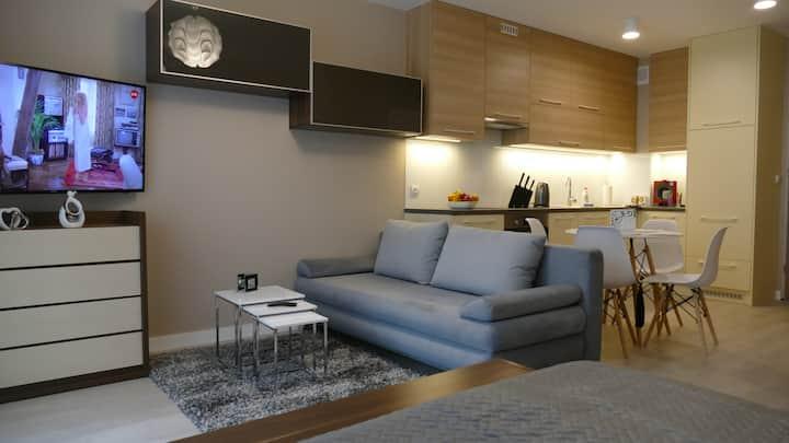 Apartament przy plaży Rewal - 1st line apartment