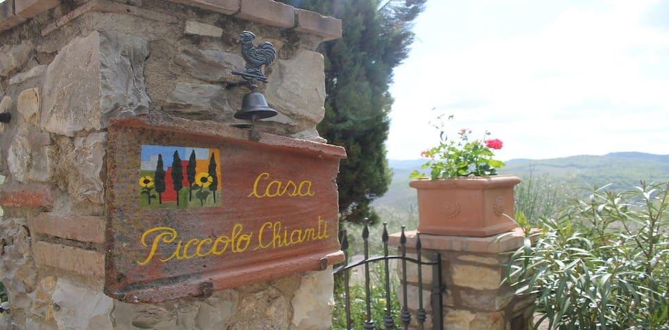 Casa Piccolo Chianti - Lecchi in Chianti - Apartament