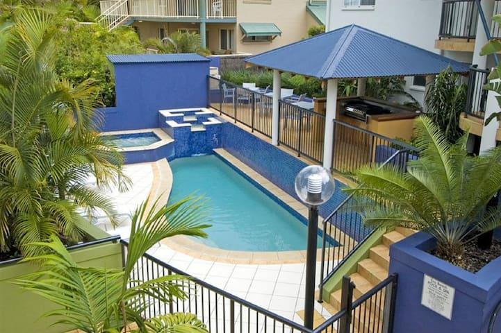 Byron Bay Beach Haven 1 Bedroom Apartment - Byron Bay - Apartamento