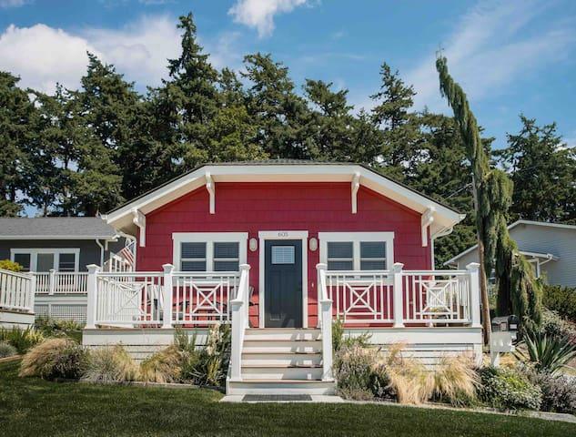 Harborside Cottage