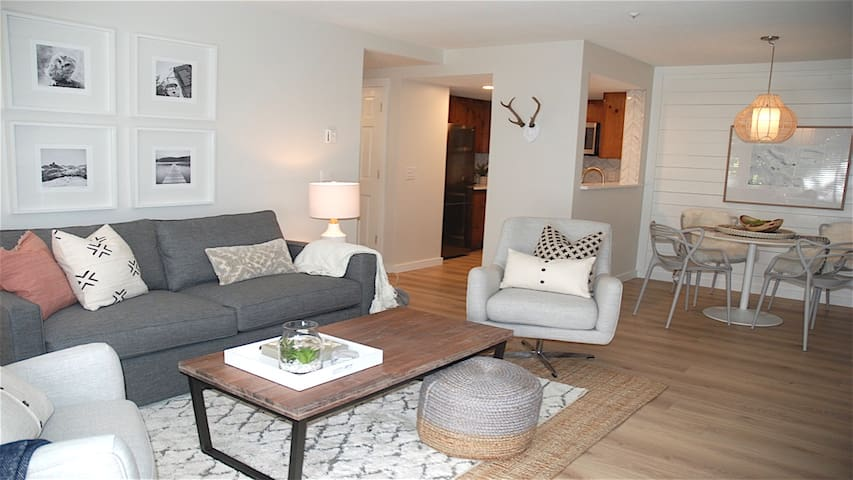 1 Bedroom Townhome - Whistler Village