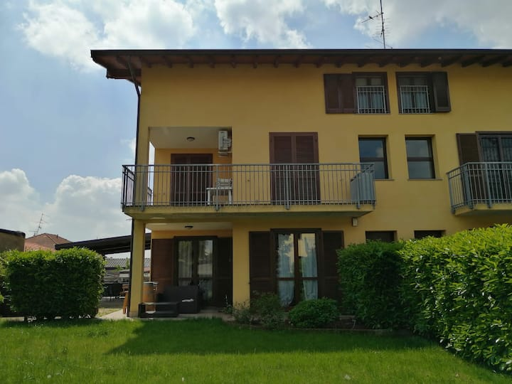 Apartment near Malpensa