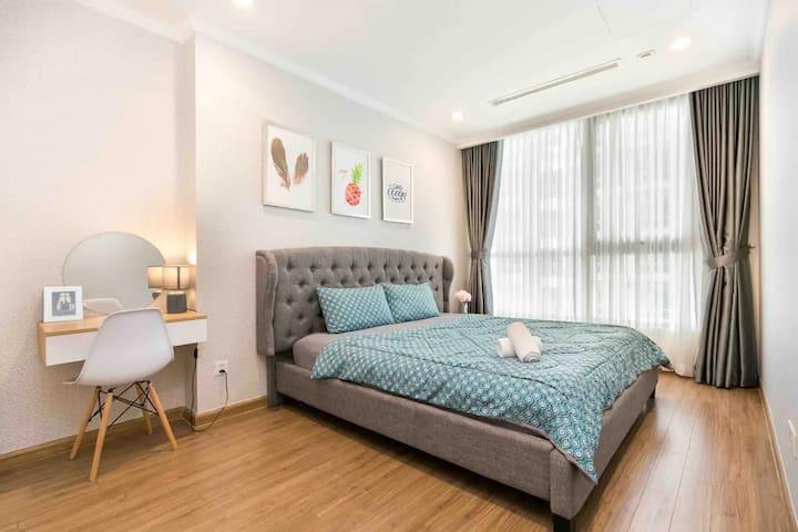 ★Homey Apartment Vinhome Central Park Landmark 5★