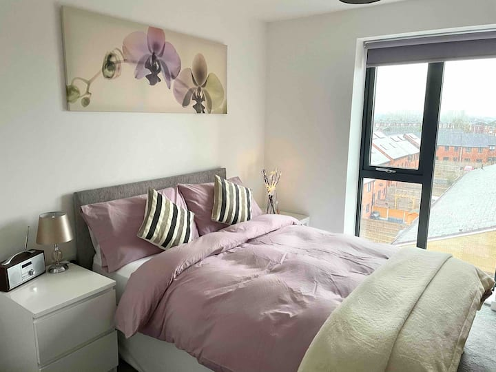 Double Room With Private Bathroom 3 Min From Tram