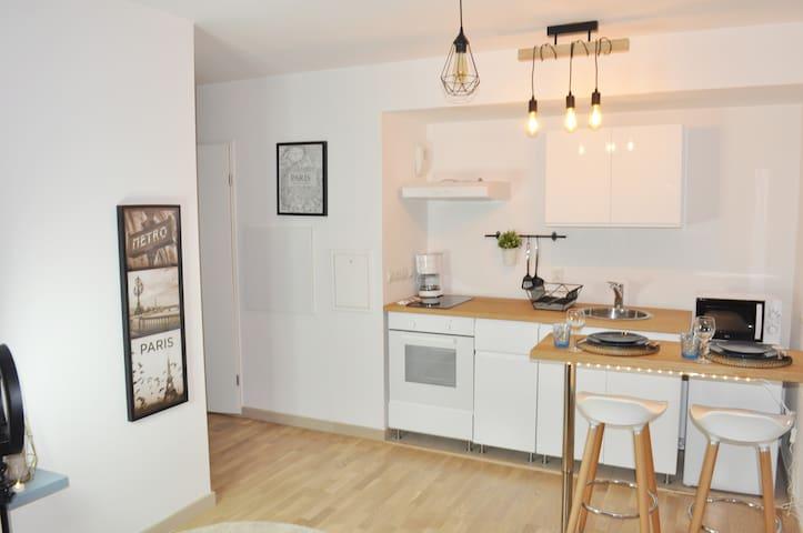 Appartement Neuf proche Paris-centre et Défense