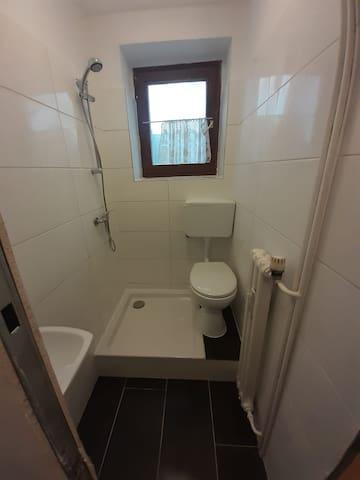 1 Zimmer Apartment in zentr. Lage von Aerzen