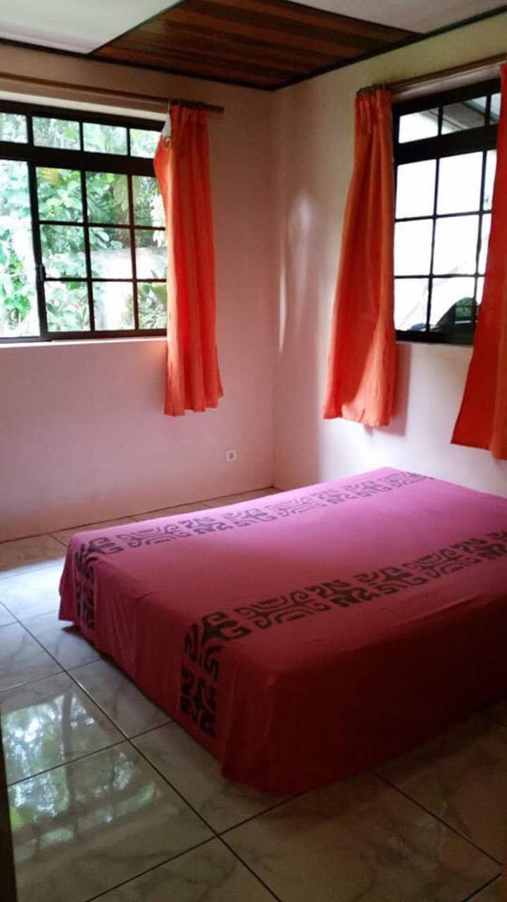 Chambre au calme