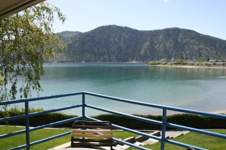 Wapato Point Condo on Lake Chelan