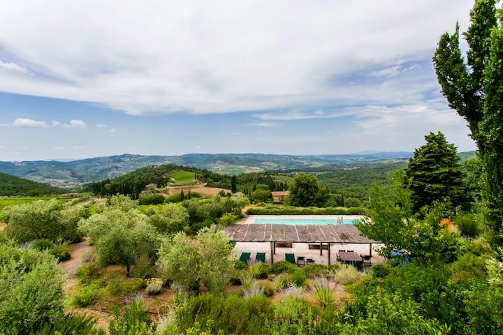 Villa Lavanda - House with private pool