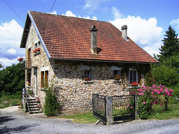 Domaine du Sable: Familiekamer.  INCL ONTBIJT.