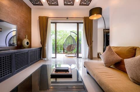 Villa King River View 4* Onsen & Foot Massage Free