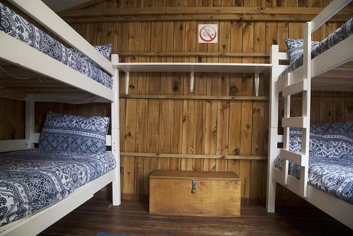 Bed In A 4 Sleeper Dorm - (BC2,3,4,Spl)