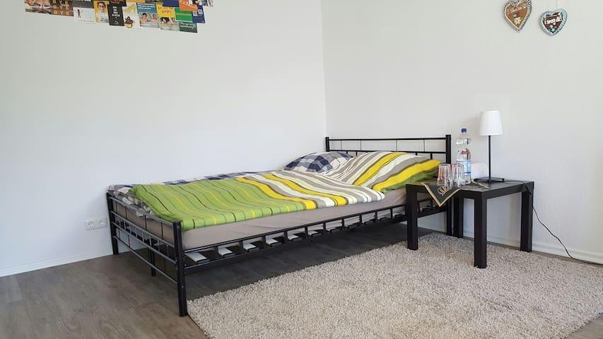 Spacious room in quiet location - Hamburg - Appartement