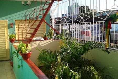 las arecas habitacion 1(4 ROOMS WITH PRIVATE BATH) - Santa Clara - Bed & Breakfast