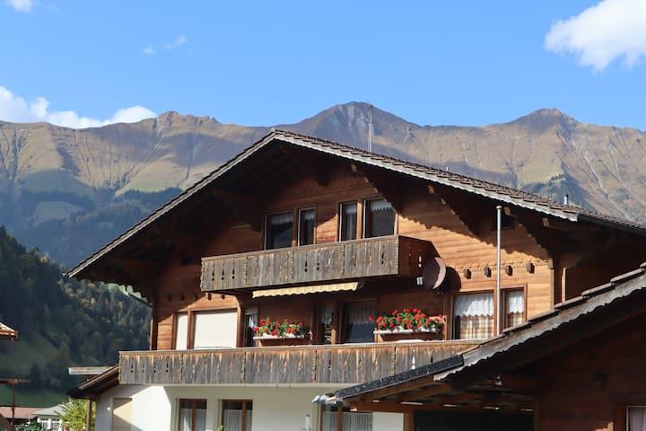 Traumwohnung im Berner Oberland (mit Netflix)
