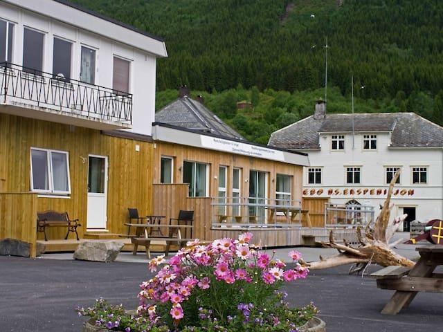 Hjørundfjord Brygge Studio