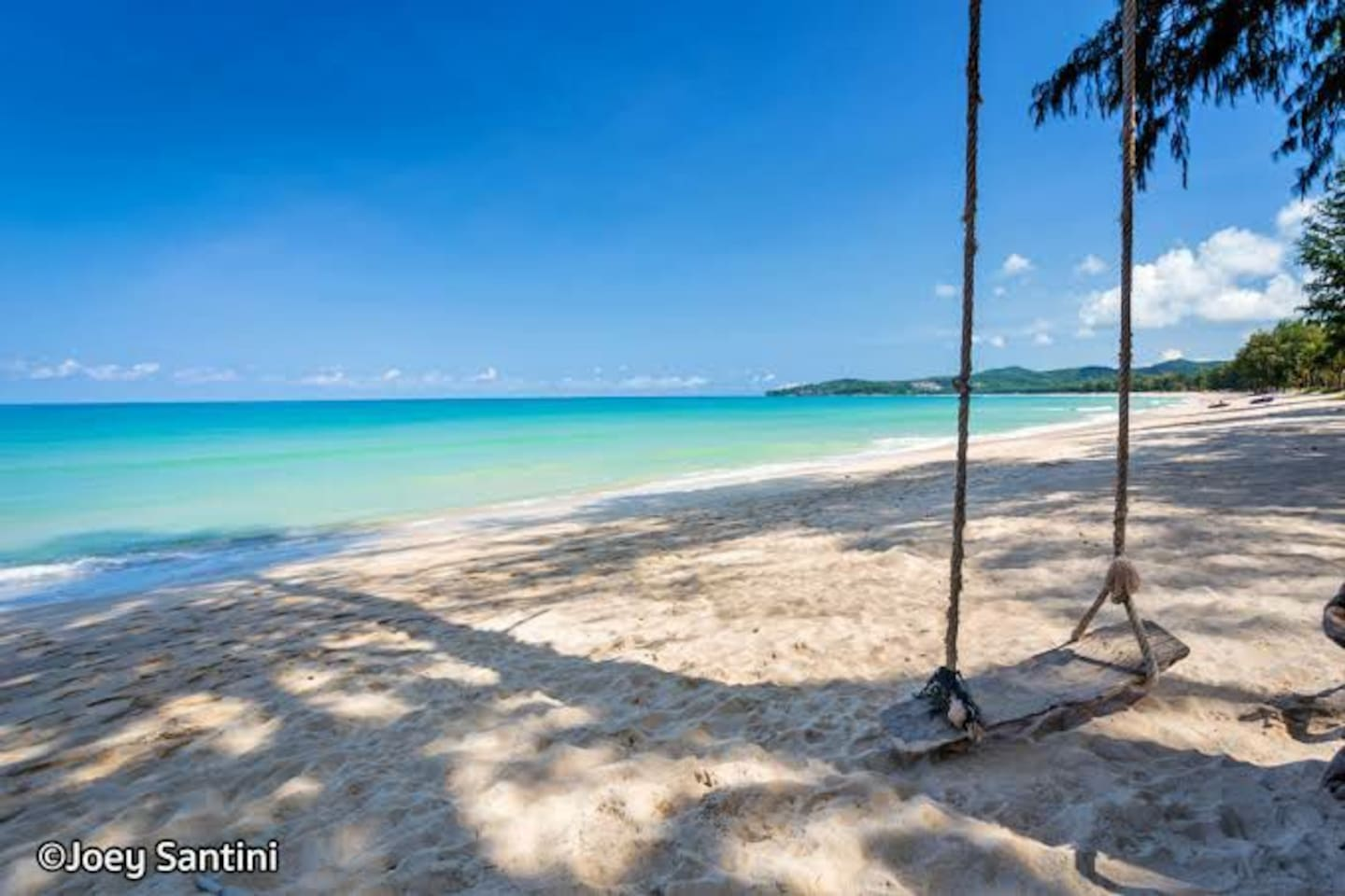 Phuket self-contained  beach appartment