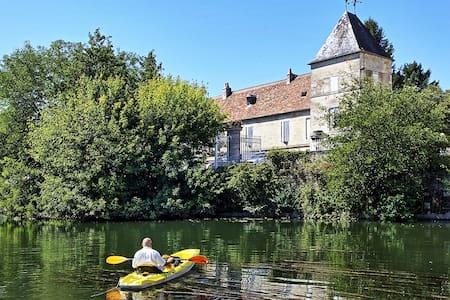 Les Trois Chambres au chateau de Laubardemont - Sablons