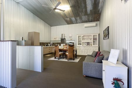 Renovated Barn in the Heart of Wine Country