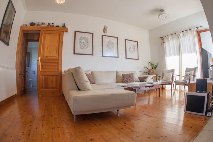 Lania Royal Oak House - 3bedr, Fireplace, Heating