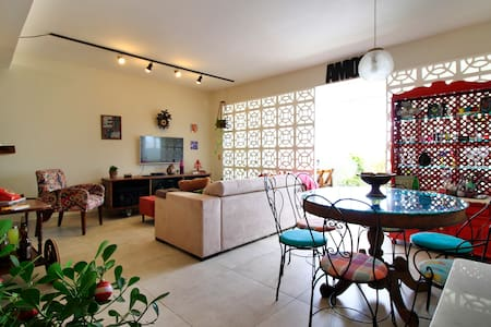 Great to families! Spacious Comfort - Natal