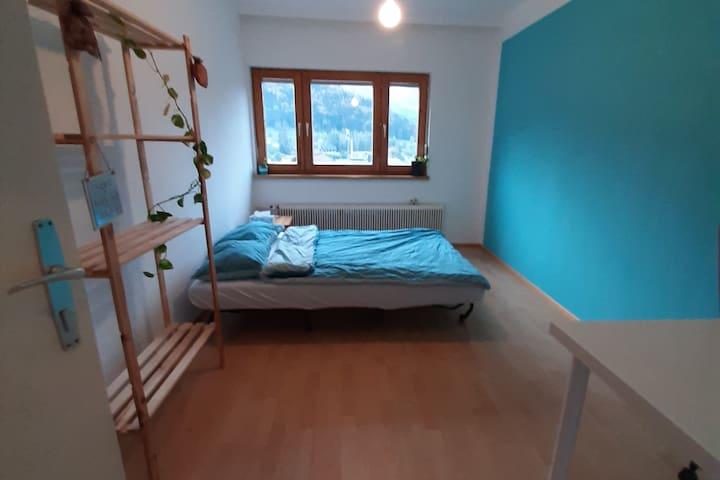 Gästezimmer /Arbeitszimmer mit Schlafgelegenheit