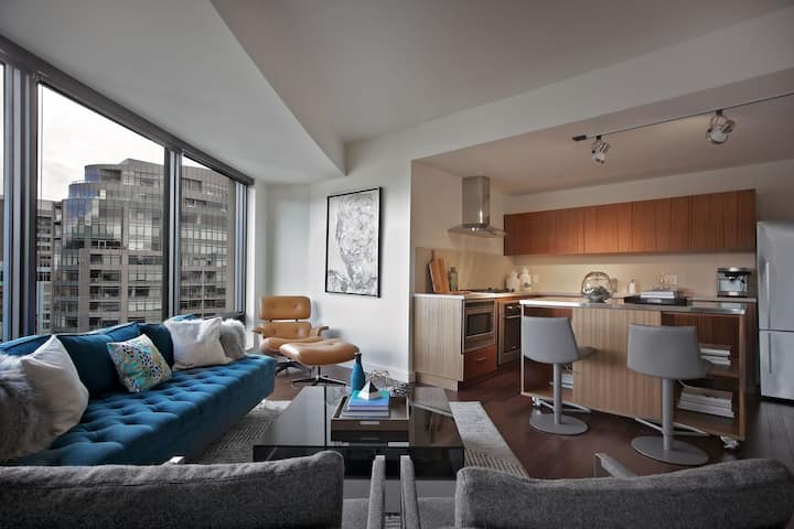 Professionally maintained apt | 2BR in Portland