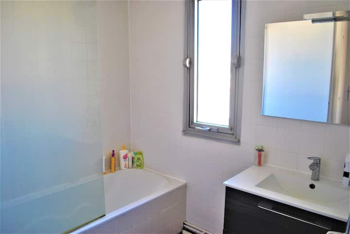 Chambre en collocation Paris 12e