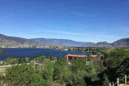 East Bench B&B - Osoyoos - Дом