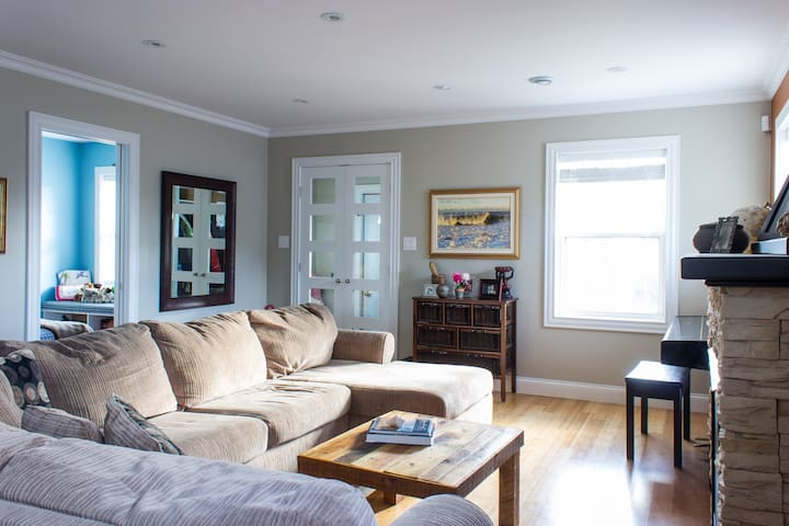 Family home in West End Halifax - Halifax - Talo