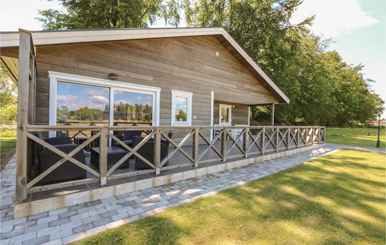 Holiday cottage with 1 bedroom on 67m² in Sölvesborg