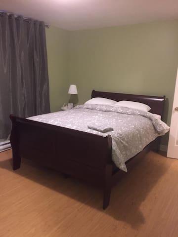 Bedroom #1- Master Bedroom