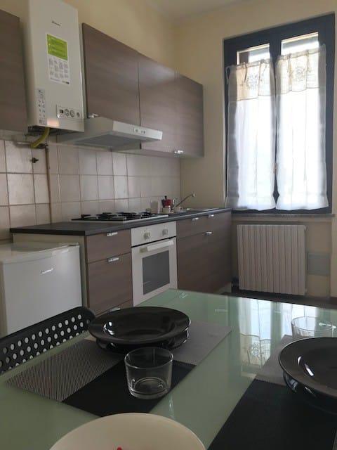 Appartment furnished Abbiategrasso Int11 p2