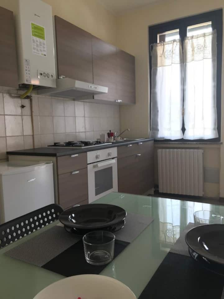 Appartment furnished Abbiategrasso Int11 p2